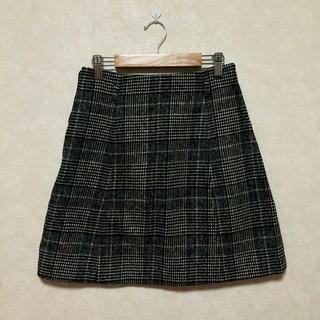 MERCURYDUO - 千鳥柄ミニスカート