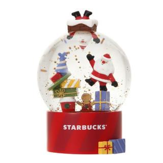 スターバックスコーヒー(Starbucks Coffee)のスターバックス ホリデー スノードーム(置物)