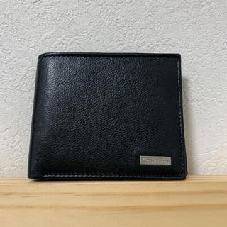カルバンクライン(Calvin Klein)のCalvinKlein 二つ折り財布 美品‼️(折り財布)