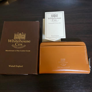 ホワイトハウスコックス(WHITEHOUSE COX)のホワイトハウスコックス (コインケース/小銭入れ)