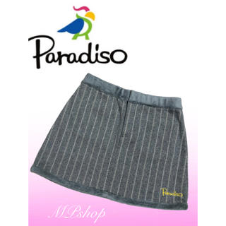 Paradiso - 美品♡12960円 パラディーゾ ゴルフスカート 秋冬 ゴルフウェア