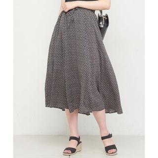 ナチュラルクチュール(natural couture)のnatural couture ボリュームスカート(ロングスカート)