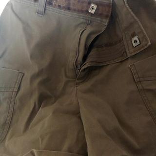 コムサイズム(COMME CA ISM)のCOMME CA ISM 子供服 キュロットスカート(パンツ/スパッツ)