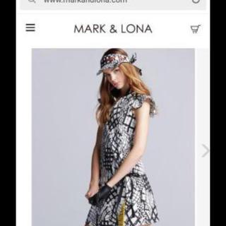 マークアンドロナ(MARK&LONA)のマークアンドロナ  ワンピース(ウエア)