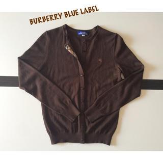 バーバリーブルーレーベル(BURBERRY BLUE LABEL)の⭐️売り切れ⭐️(カーディガン)