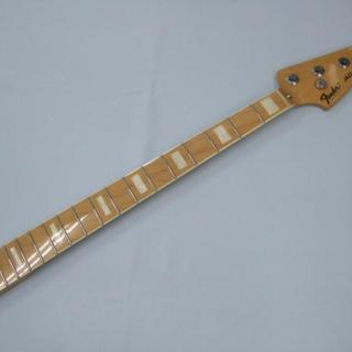フェンダー(Fender)のFender japan jazz bass neck ベースネックメイプル指板(パーツ)