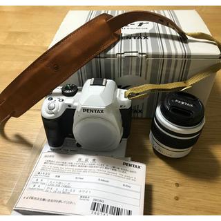PENTAX - PENTAX デジタル一眼レフカメラ K-r ダブルズームキット