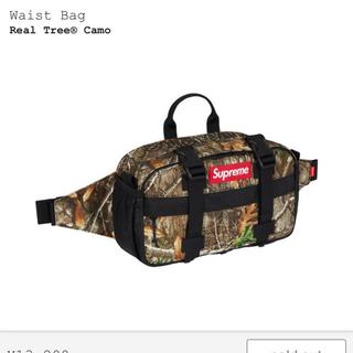 シュプリーム(Supreme)のSupreme 19AW Waist Bag Real Tree Camo 迷彩(ボディバッグ/ウエストポーチ)
