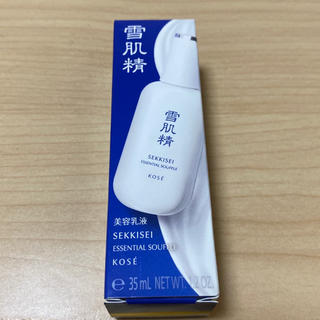 セッキセイ(雪肌精)の【雪肌精】エッセンシャル スフレ(乳液/ミルク)