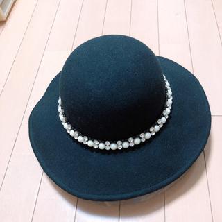 レディー(Rady)のティティフルールー 女優帽(ハット)