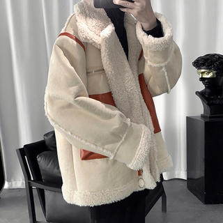 ZARA - 秋冬コートジャケット 韓国風メンズ