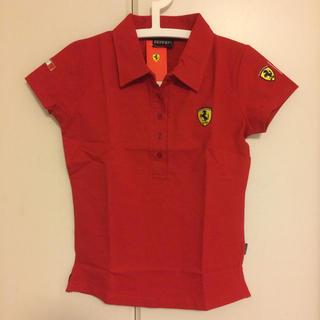 フェラーリ(Ferrari)のFerrari シャツ レッド(シャツ/ブラウス(半袖/袖なし))