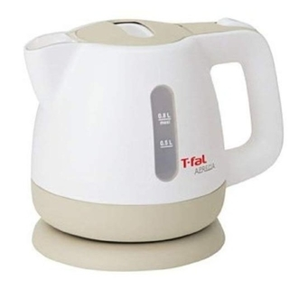T-fal - T-fal 電気ケトル アプレシア カフェオレ 0.8L BF802022A