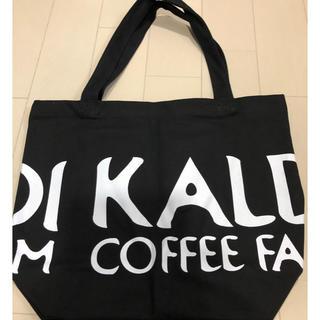 カルディ(KALDI)の未使用!カルディ オリジナルトートバック(日用品/生活雑貨)