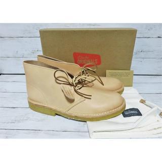 クラークス(Clarks)の定価4.3万 新品 イタリア製 Clarks DESERT BOOT 8 (ブーツ)
