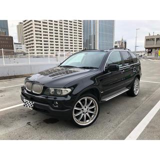 BMW - ☆☆ 超お値打ち!BMW  E53 X5 後期モデル 4.4L 4WD☆☆