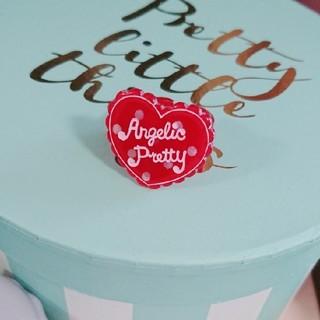 アンジェリックプリティー(Angelic Pretty)のハートリング(リング(指輪))