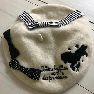 スイマー(SWIMMER)のスイマー ベレー帽 ユニコーン(ハンチング/ベレー帽)