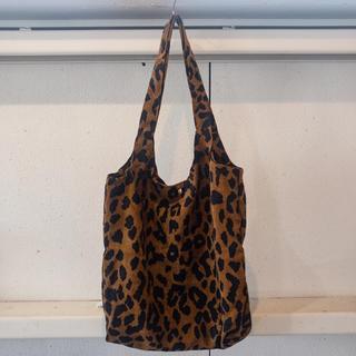 イエナスローブ(IENA SLOBE)の ❉ leopard totebag ❊ (トートバッグ)