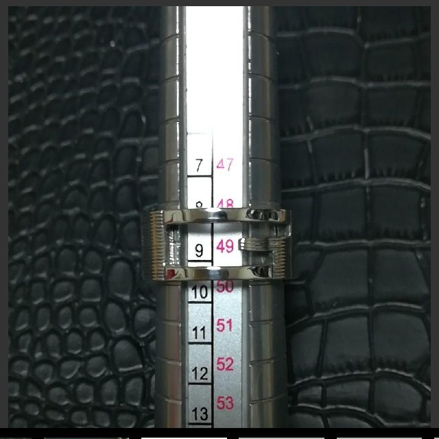 Gucci(グッチ)のグッチ Gカットリング レディースのアクセサリー(リング(指輪))の商品写真