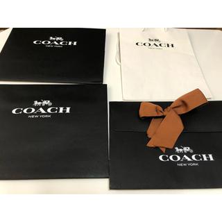 コーチ(COACH)のショッパー(ショップ袋)