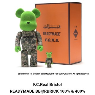 エフシーアールビー(F.C.R.B.)のF.C.Real Bristol READYMADE BE@RBRICK (その他)