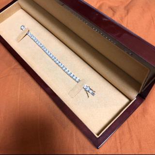 アヴァランチ(AVALANCHE)の【木箱なし】ブレスレットのみの発送 テニスブレスレット 925(ブレスレット)