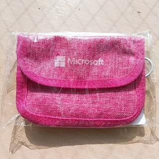 マイクロソフト(Microsoft)の新品 マイクロソフト 小銭入れ(コインケース)