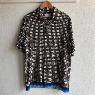 ドリスヴァンノッテン(DRIES VAN NOTEN)のDRIES VAN NOTEN 19SS オープンカラーシャツ(シャツ)