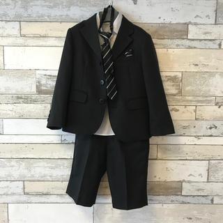 シマムラ(しまむら)のスーツ4点セット 110cm 美品(ドレス/フォーマル)