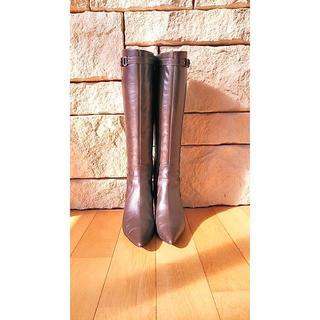 ストロベリーフィールズ(STRAWBERRY-FIELDS)の送料込み❤︎ ストロベリーフィールズ ロングブーツ(ブーツ)