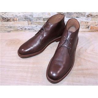 コールハーン(Cole Haan)のビックサイズ コールハーン チャッカブーツ 茶 29,530cm(ブーツ)