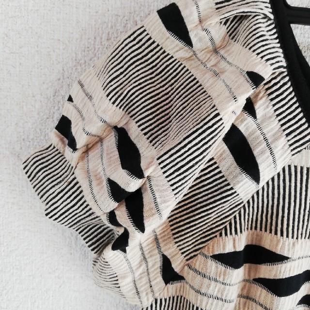 armoire caprice(アーモワールカプリス)の新品タグ付き、カットソー レディースのトップス(カットソー(半袖/袖なし))の商品写真