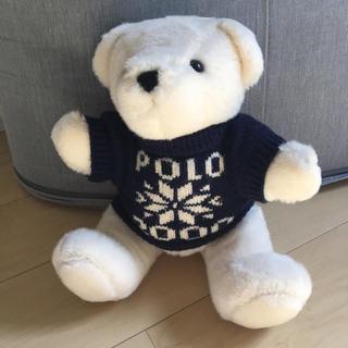 ポロラルフローレン(POLO RALPH LAUREN)のラルフローレン ミレニアムベア ぬいぐるみ(ぬいぐるみ/人形)