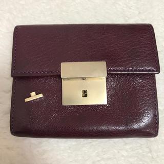 マルニ(Marni)の【特価】MARNIの二つ折り財布♡壊れているためにお安くしています!(財布)
