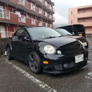Volkswagen - ニュービートル ターボ 5MT希少 リアルチョロQ!各ショップの看板カーにも!