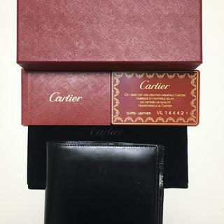 カルティエ(Cartier)の[専用]Cartierカルティエ 財布(折り財布)
