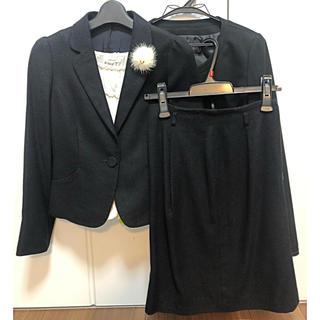 アナイ(ANAYI)のANAYI☆アナイ☆ツイード スカートスーツ 6点セット☆54000円☆お受験(スーツ)