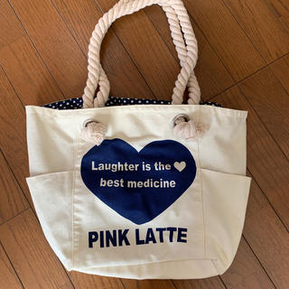 ピンクラテ(PINK-latte)のピンクラテ  トートバッグ(トートバッグ)