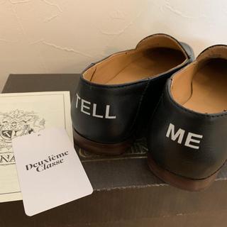 ドゥーズィエムクラス(DEUXIEME CLASSE)のCAMINANDO TELL ME ローファー(ローファー/革靴)