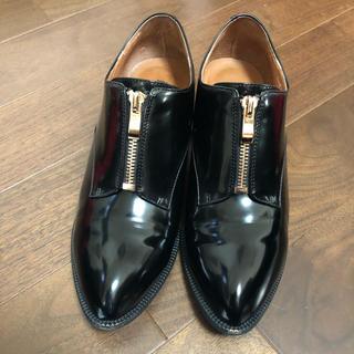 ジェフリーキャンベル(JEFFREY CAMPBELL)のOssan様専用⭐︎ジェフリーキャンベル パールシューズ(ローファー/革靴)
