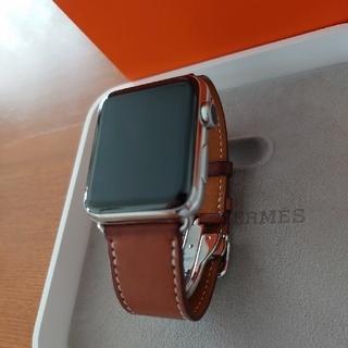 アップルウォッチ(Apple Watch)のアップルウォッチ シリーズ2 エルメス 42mm(腕時計(デジタル))