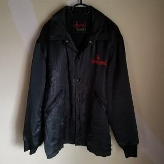 TENDERLOIN - テンダーロイン コーチジャケット XL 黒