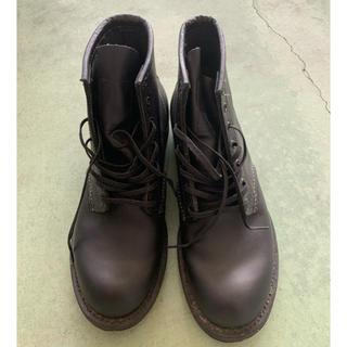 レッドウィング(REDWING)のREDWING レッドウィング ブーツ 100周年記念 8284 美品(ブーツ)