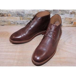 コールハーン(Cole Haan)のビックサイズ コールハーン チャッカブーツ 茶 2929,5cm(ブーツ)