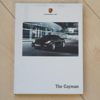 Porsche - ポルシェケイマンカタログ(非売品・送料込み)PORSCHE CAYMAN