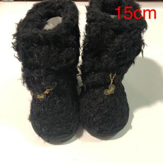 ロニィ(RONI)のE8 RONI 訳あり新品 SIZE 15cm(ブーツ)