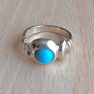 クリオブルー  ターコイズシルバーリング(リング(指輪))