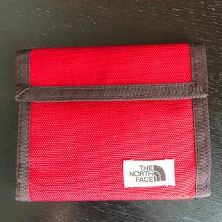 ザノースフェイス(THE NORTH FACE)のノースフェイス   財布(折り財布)