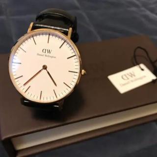 ダニエルウェリントン(Daniel Wellington)のダニエルウェリントン 腕時計 36mm DW00100036(腕時計(アナログ))